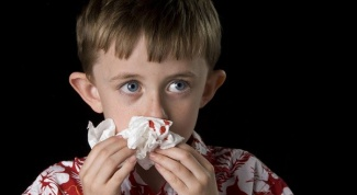 Как остановить кровь у ребенка
