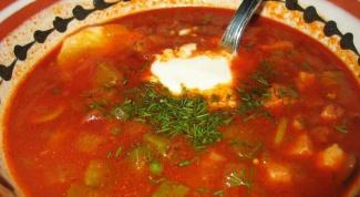 Как варить харчо из баранины