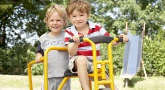 Как воспитать двух сыновей