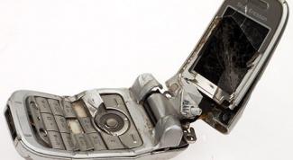 Как восстановить сломанный телефон