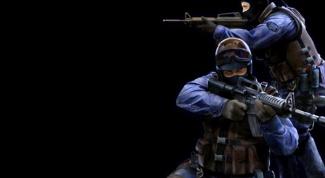 Как менять оружие в КС