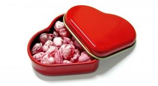 Как не есть конфеты