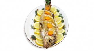 Как обжарить рыбу