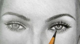 Как нарисовать карандашом маму