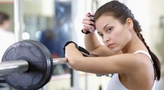Как не накачивать мышцы при упражнениях