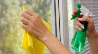 How to quickly clean the Windows