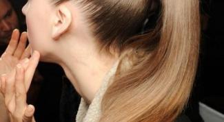 Как быстро собрать волосы