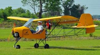 Как быстро самому сделать самолет