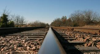 Как отправить багаж по железной дороге