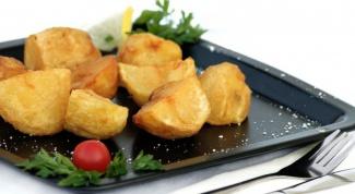 Как вкусно запечь картошку в духовке