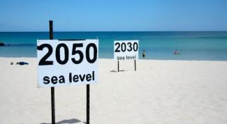 How to determine sea level