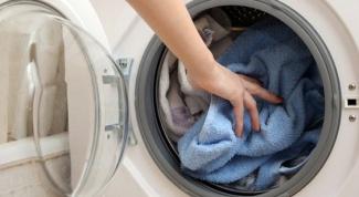 Как остановить стиральную машину