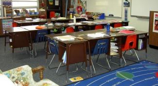 Как оформить кабинет в школе