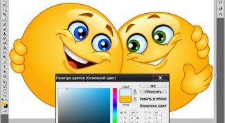 Как определить цвет  в Фотошопе