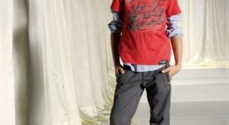 Как модно одеть мальчика