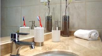 Как вымыть ванную