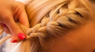 How to make hairstyle with braids