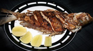 How delicious to cook fish in the oven