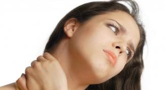 Как облегчить боль при остеохондрозе