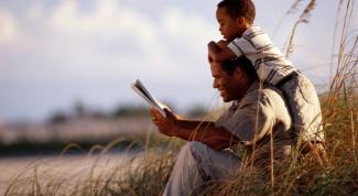 Как оформить ребенка на отца