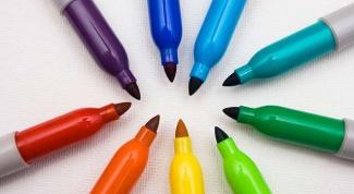 Как чистить маркер