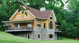 Как должен располагаться дом