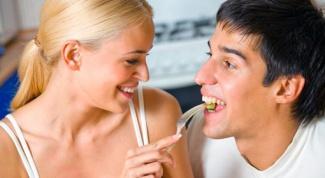 Как вкусно накормить мужа