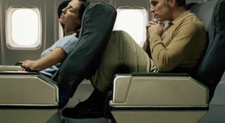 Как не отекать в самолете