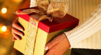 Как необычно преподнести подарок