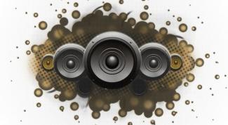 How to determine polarity of the speakers