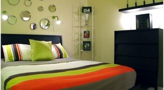 Как оформить маленькую спальню