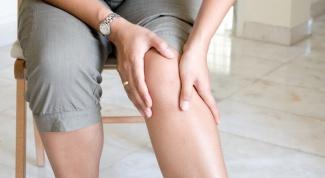 Как облегчить боль в суставах