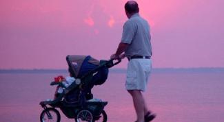 Как возить ребенка в коляске