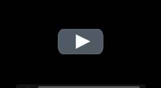 Как вставить на сайт ролик