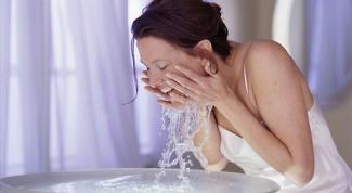 Как быстро очистить лицо