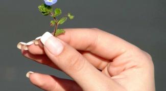 Как отрастить быстро длинные ногти