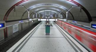 Как оплатить проезд в метро