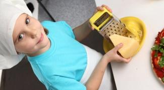 Как готовить вместе с детьми