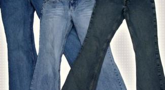 Как отличить джинсы от подделки