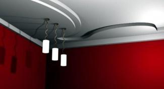 Как ободрать потолок