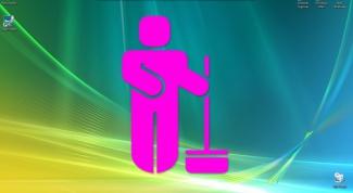 Как очистить рабочий стол