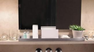 Ванная комната: как отделать стильно и недорого