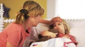 Как не заразиться от ребенка