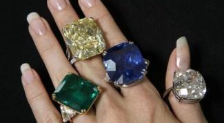 Как лучше носить кольца