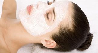 Как наносить маску из глины