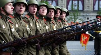 Как посмотреть парад на День Победы