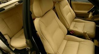 Как заменить чехлы на сиденья автомобиля
