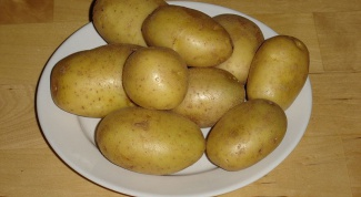 How to cook potatoes for salad