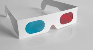 Как включить 3d-очки