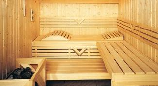 Как построить на даче сауну